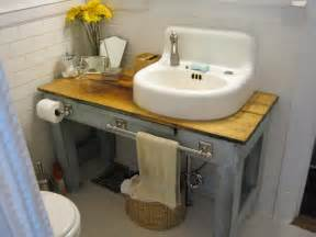 Craftsman 100 Table Saw 20 Upcycled And One Of A Kind Bathroom Vanities Diy