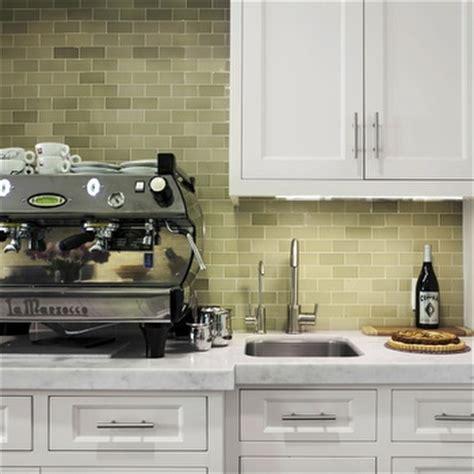 green subway tile kitchen backsplash 28 images sle of green kitchen design ideas