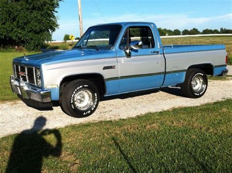gmc truck beds for sale 1985 gmc sierra short bed columbus ohio pickup trucks