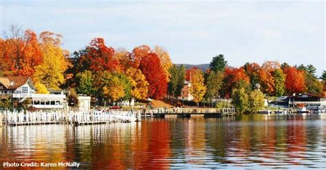 fall attractions   adirondacks