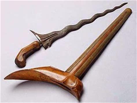 Golok Banten Tradisional Golok Antik Kuat gambar dan nama senjata tradisional dari 33 provinsi di indonesia tasik cyber