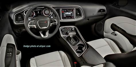 White Challenger Interior by New Cars 2017 2017 2018 Best Cars Reviews