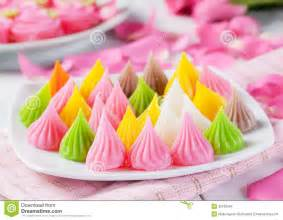 How To Read A Stock Table Colorful Thai Dessert Stock Images Image 36130094
