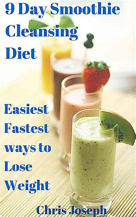 3 Day Detox Smoothie Diet Plan by 3 Day Smoothie Weight Loss