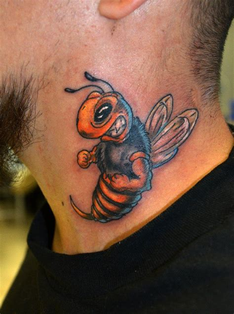wasp tattoo design wasp my work wasp and
