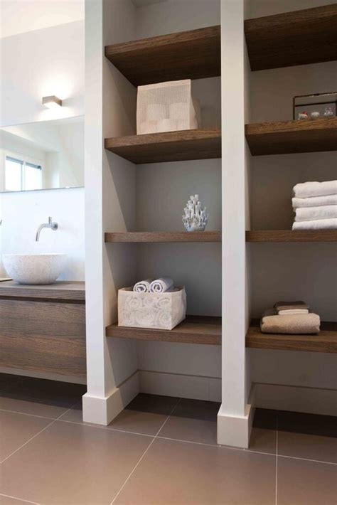 Bathroom Open Shelves Best 25 Open Shelving Ideas On Shelves Interiors And Kitchen Plants