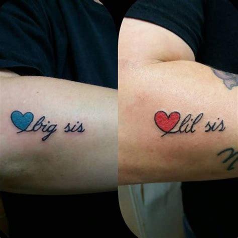 big sis little sis tattoos 130 inspiring tattoos that you will