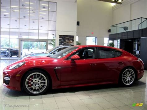 porsche panamera turbo red 2013 guards red porsche panamera gts 64288765 photo 2