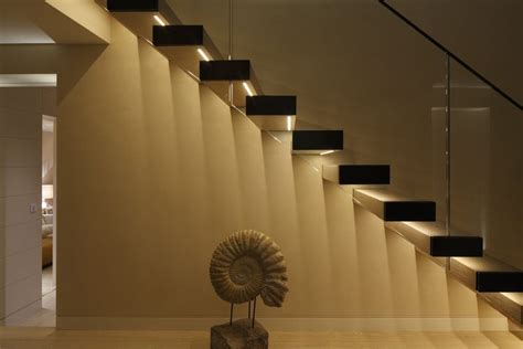 Under Stairs Bench Staircase Lighting Ideas Tips And Products John Cullen