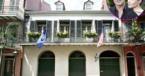 angelina jolie mansion brad pitt angelina jolie selling new orleans mansion for