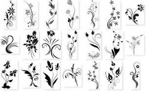 абстрактные схемы вышивки