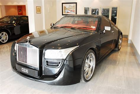 rolls royce modified 187 modified rolls royce silver spirit mkiv concept cars