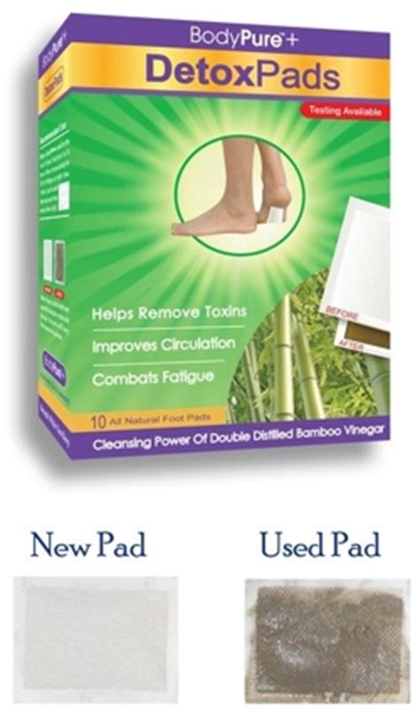 How Do You Leave Detox Pads On Your by Bodypure Detox Foot Pads