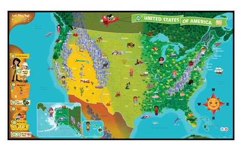 map us geography usa geography map