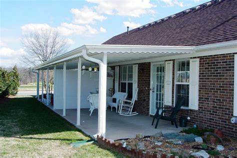 aluminum porch awnings for home aluminum porch awnings white jburgh homesjburgh homes