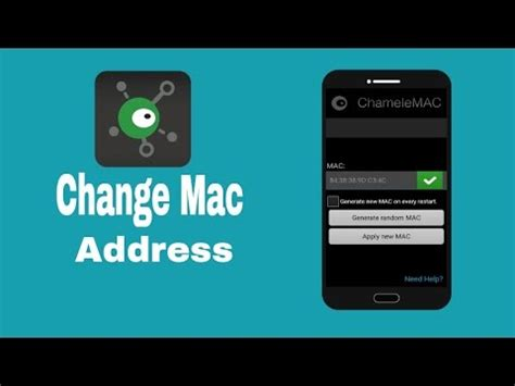 change mac address android how to change mac addresses of any android device for hacking wifi