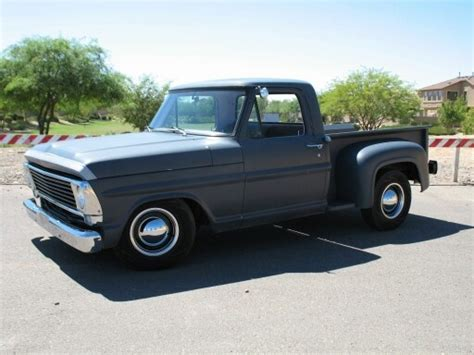 67 Ford Truck 67 Ford F100 Ford Trucks Bronco S