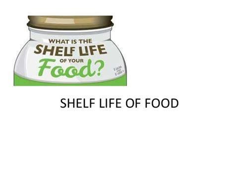 Shelf Lif by Shelf Of Food