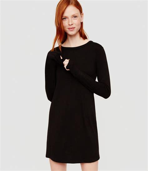 lou grey pattern play dress lyst lou grey signaturesoft dress in black