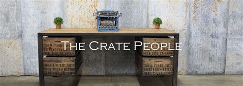 Wine Crate Coffee Table For Sale The Crate