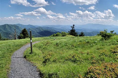 best sections of the appalachian trail appalachian trail near asheville north carolina