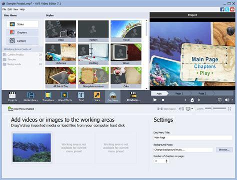 blogger video editor avs video editor 7 software malwares spywares