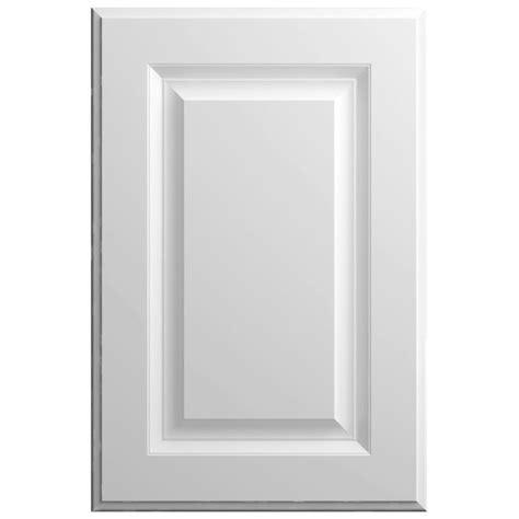 white cabinet with doors hton bay 11x15 in elgin cabinet door sle in white