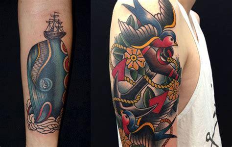 imagenes tatuajes old school tatuajes old school los tattoos de nuestros abuelos