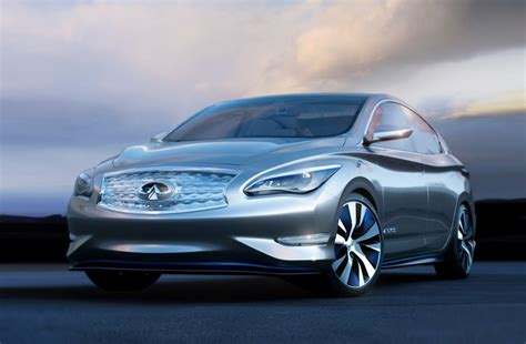 Infinity Auto Electric by Infiniti 2015 Le Show Infiniti Mystery Car Might