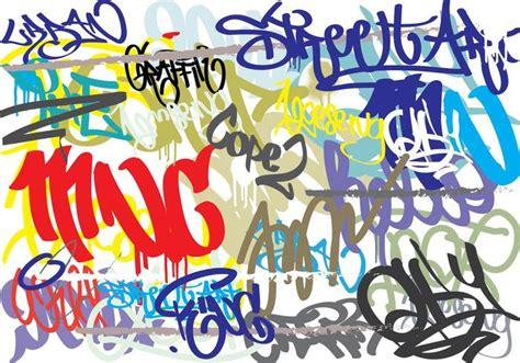 graffiti wallpaper vector graffiti abstract background download free vector art
