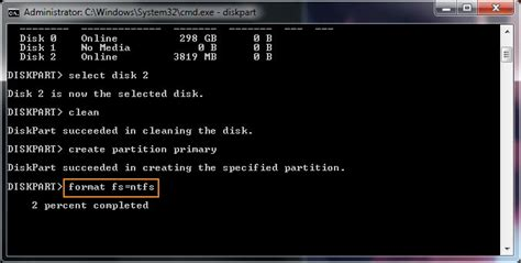 format fat32 in cmd on windows 7 how to format hard drive using command prompt in easy steps