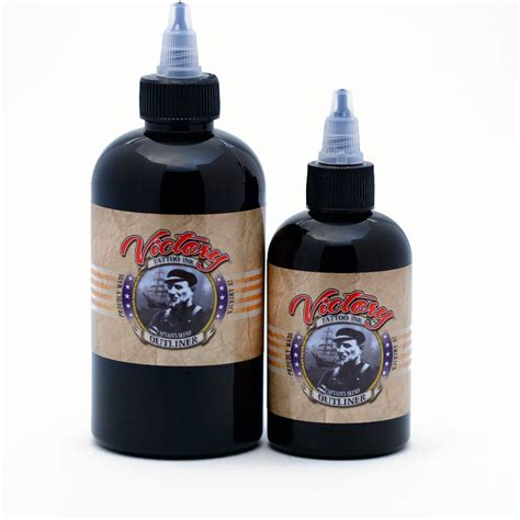 tattoo ink supplies the captain s blend outline ink abstract silver inks