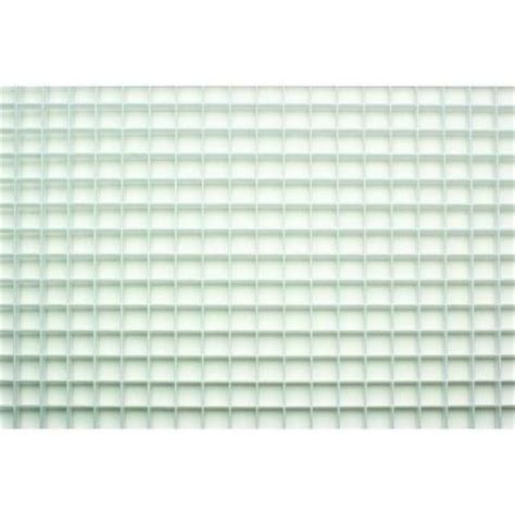 Egg Crate Ceiling Tile by 23 75 In X 47 75 In White Egg Crate Styrene Lighting