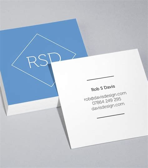 square business cards template browse square business card design templates moo canada