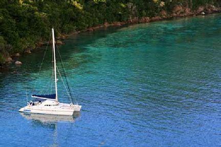 catamaran company bahamas virgin island sailing newsletter charter chatter