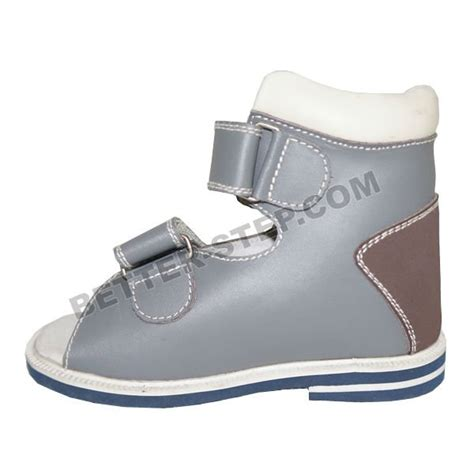 orthopaedic shoes for leather orthopedic shoes in sandal style view