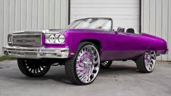 rides donk chevrolet chevy caprice awesome cars