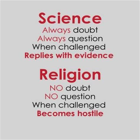 religion vs science what religious really think books atheism and me 187 page 11