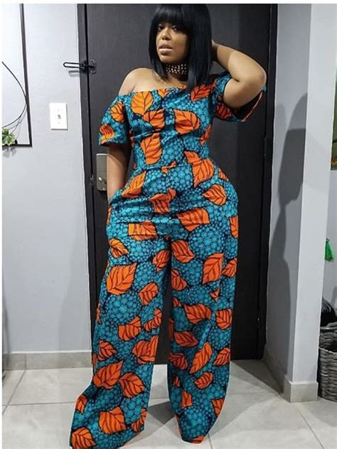 ankara jumpsuit pictures beautiful jumpsuit ankara styles for the weekend ankara