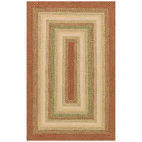 jcpenney braided rugs reversible braided indoor outdoor rectangular rug jcpenney
