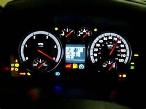 Check Gages Dodge Ram Running A Cluster Check On New 2011 Dodge Ram 3500