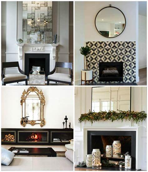 decoration de cheminee miroir chemin 233 e un beau d 233 cor chemin 233 e avec des miroirs