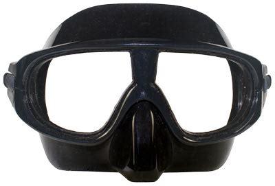 Masker Freedive freediving competition dive mask mako spearguns