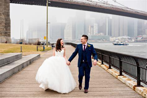 wedding photographers in new york city new york elopement city wedding emily matt