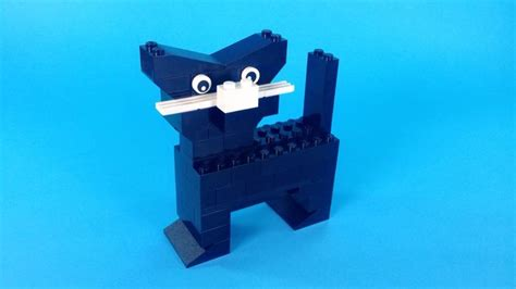 lego dog tutorial 17 best images about lego animals how to build on