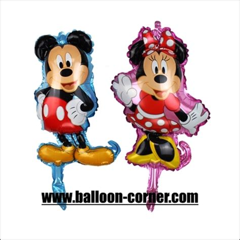 Balon Foil Mickey Mouse balon foil mickey mouse minnie mouse mini