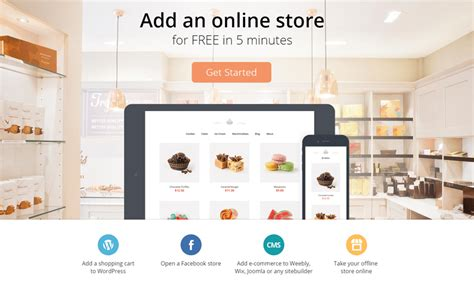 ecwid the online store that adapts to any template
