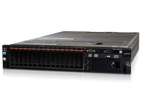 Server Lenovo X3650 M5 Iye system x3650 m4 rack server lenovo us