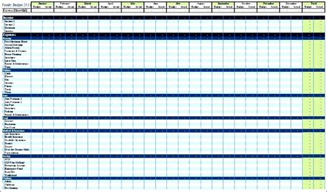 personal financial plan template free friends and relatives records