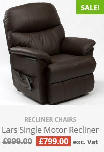 Motor Chairs For Sale by Recliner Chairs For Sale Single Dual Motor Recliner Chairs